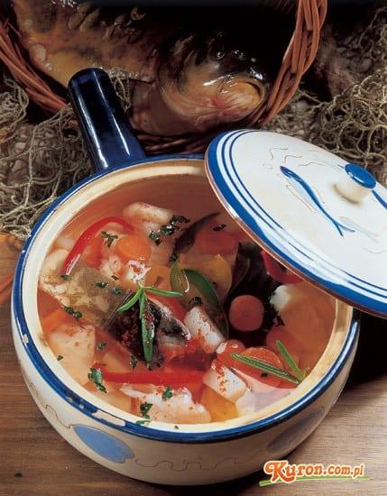 Moja ulubiona zupa rybna z ryb słodkowodnych