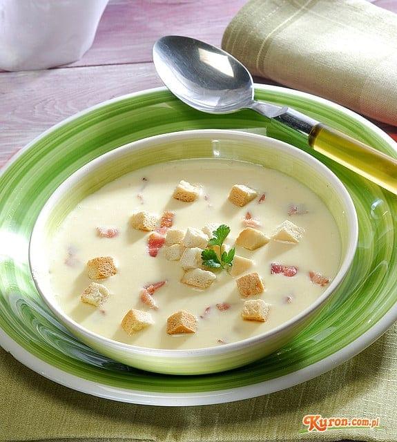 Zupa serowa - błyskawiczna