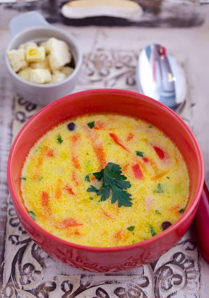 Zupa sewa neapolitankaro