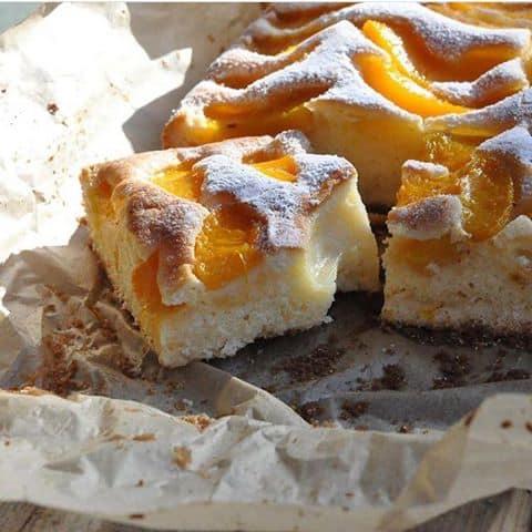 Ciasto ucierane z owocami (Thermomix)