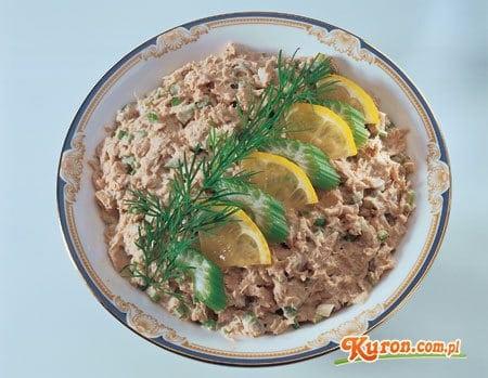 Pasta tuńczykowa