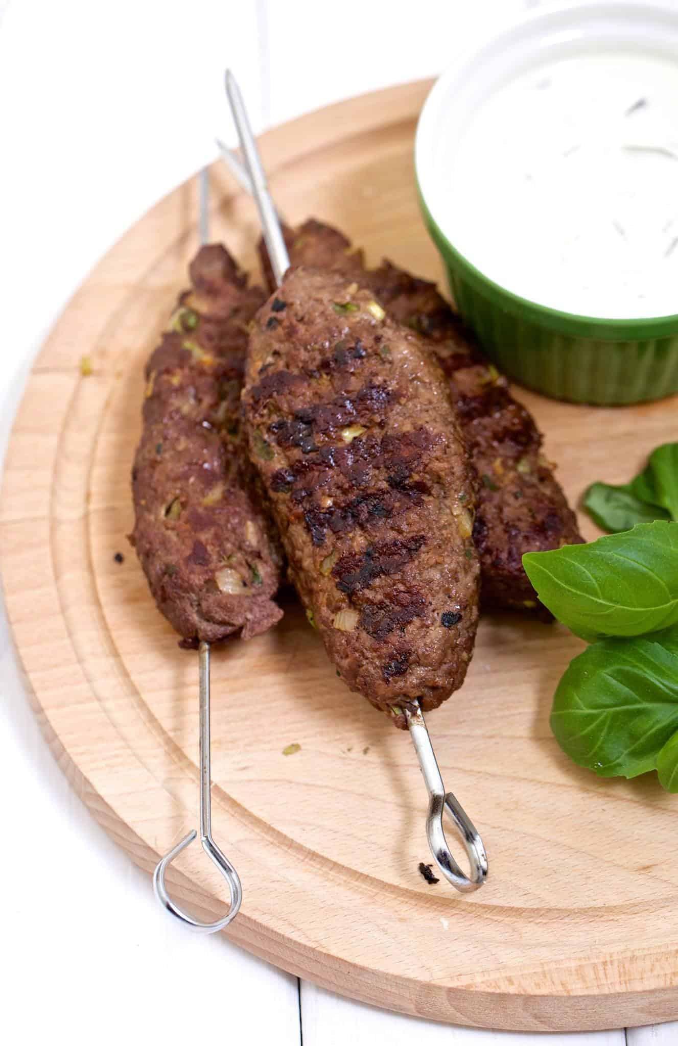 Szisz kebab