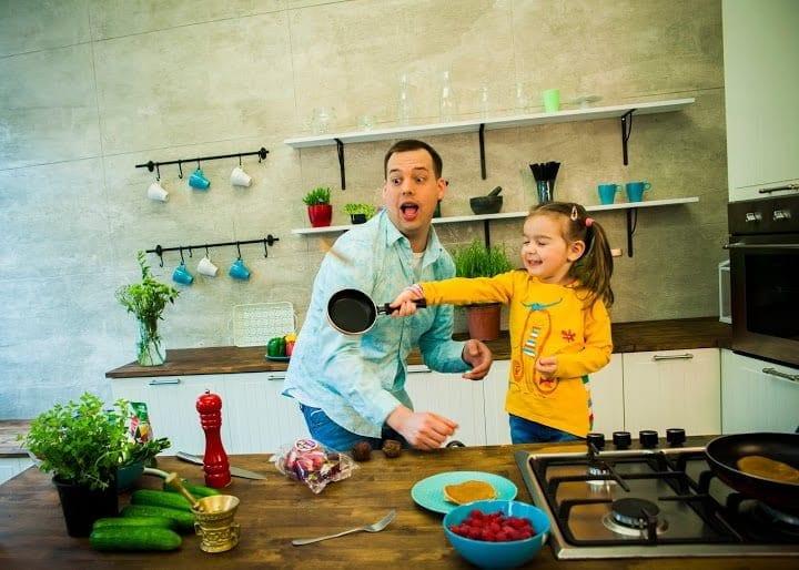 Pozwólcie dzieciom gotować