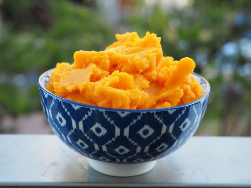 Puree z dyni (idealne do ciast, placków i zupy)