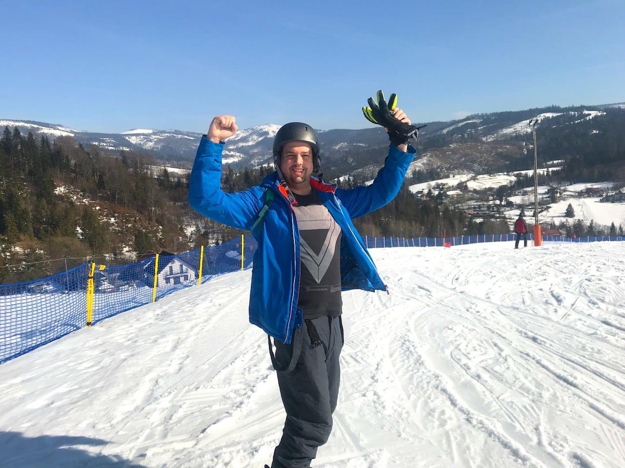 Jak rzuciliśmy wszystko i pojechaliśmy na narty