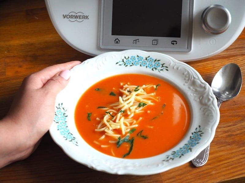 Zupa pomidorowa (Thermomix)