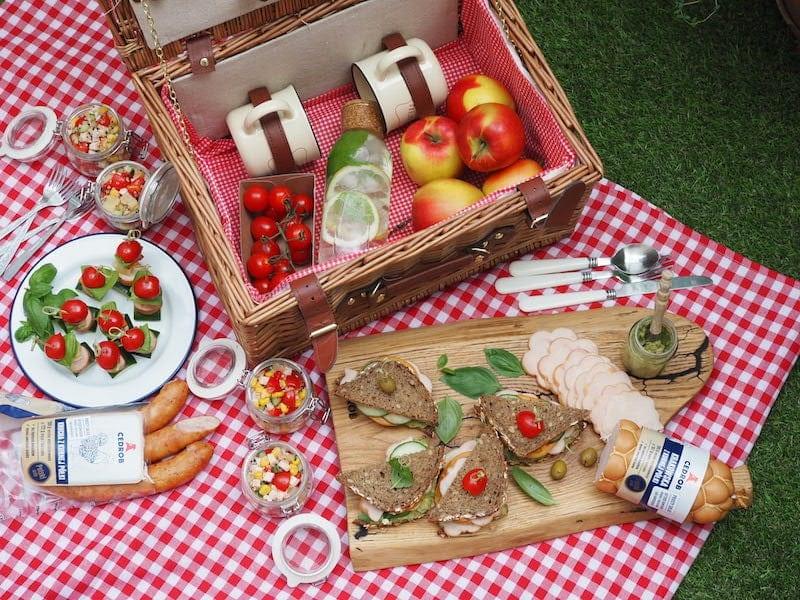 Przekąski piknikowe