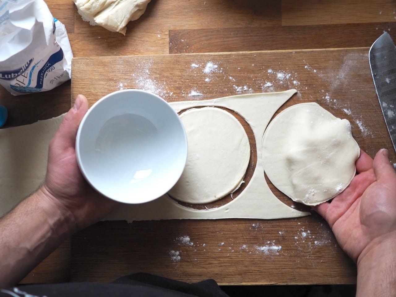 jak skleić chinkali