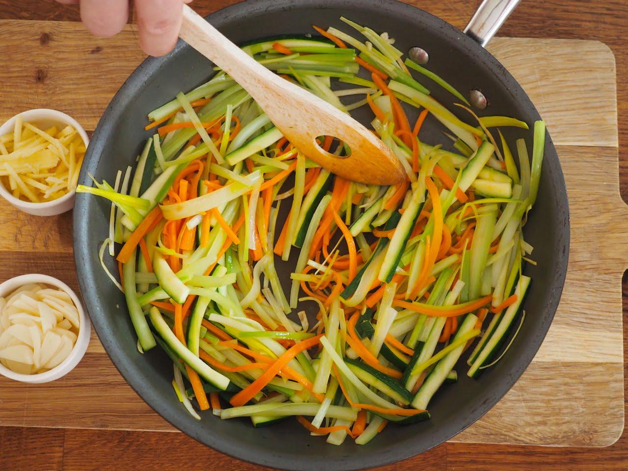 warzywa do ryby