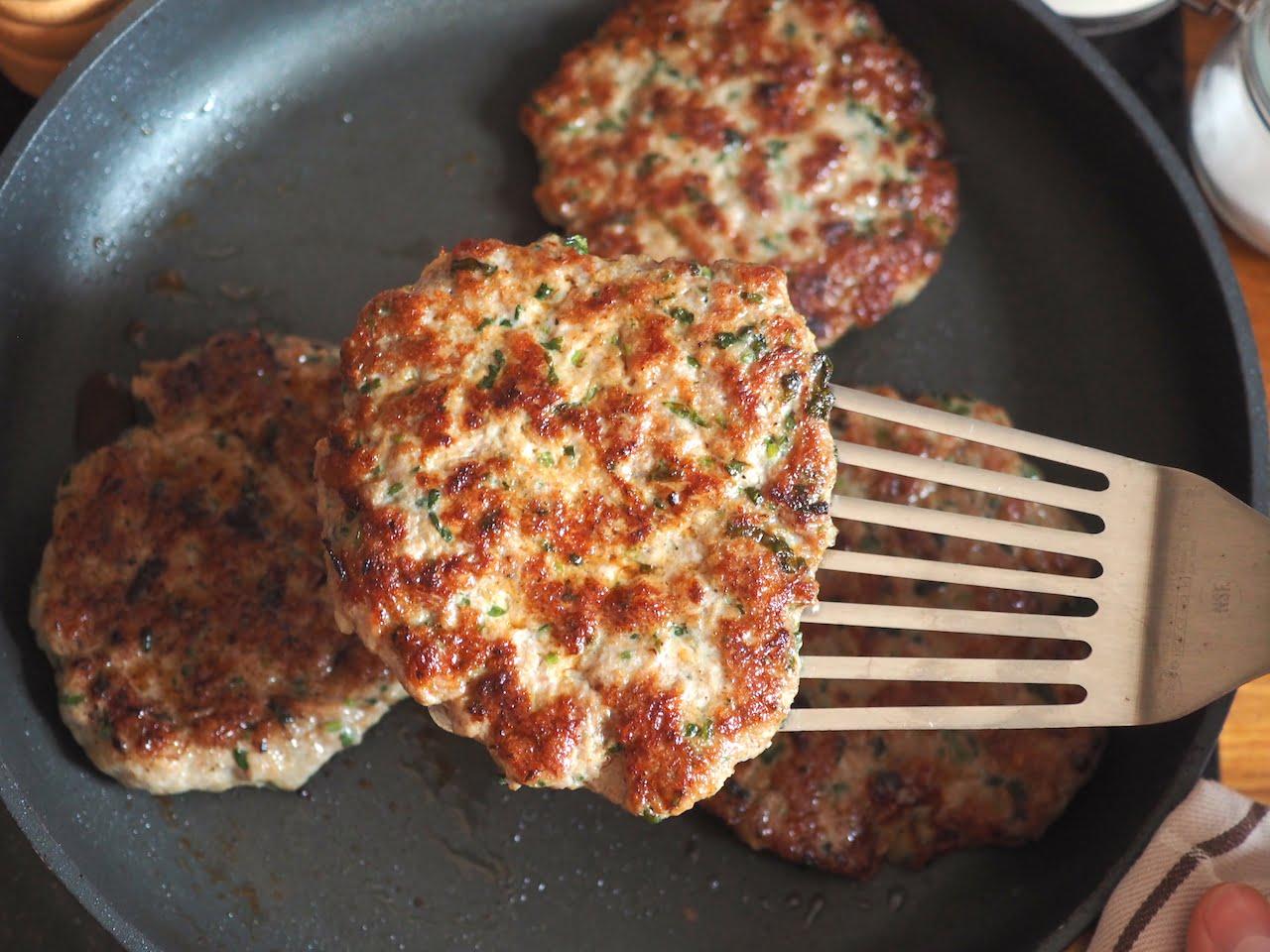 kotlet do domowego burgera