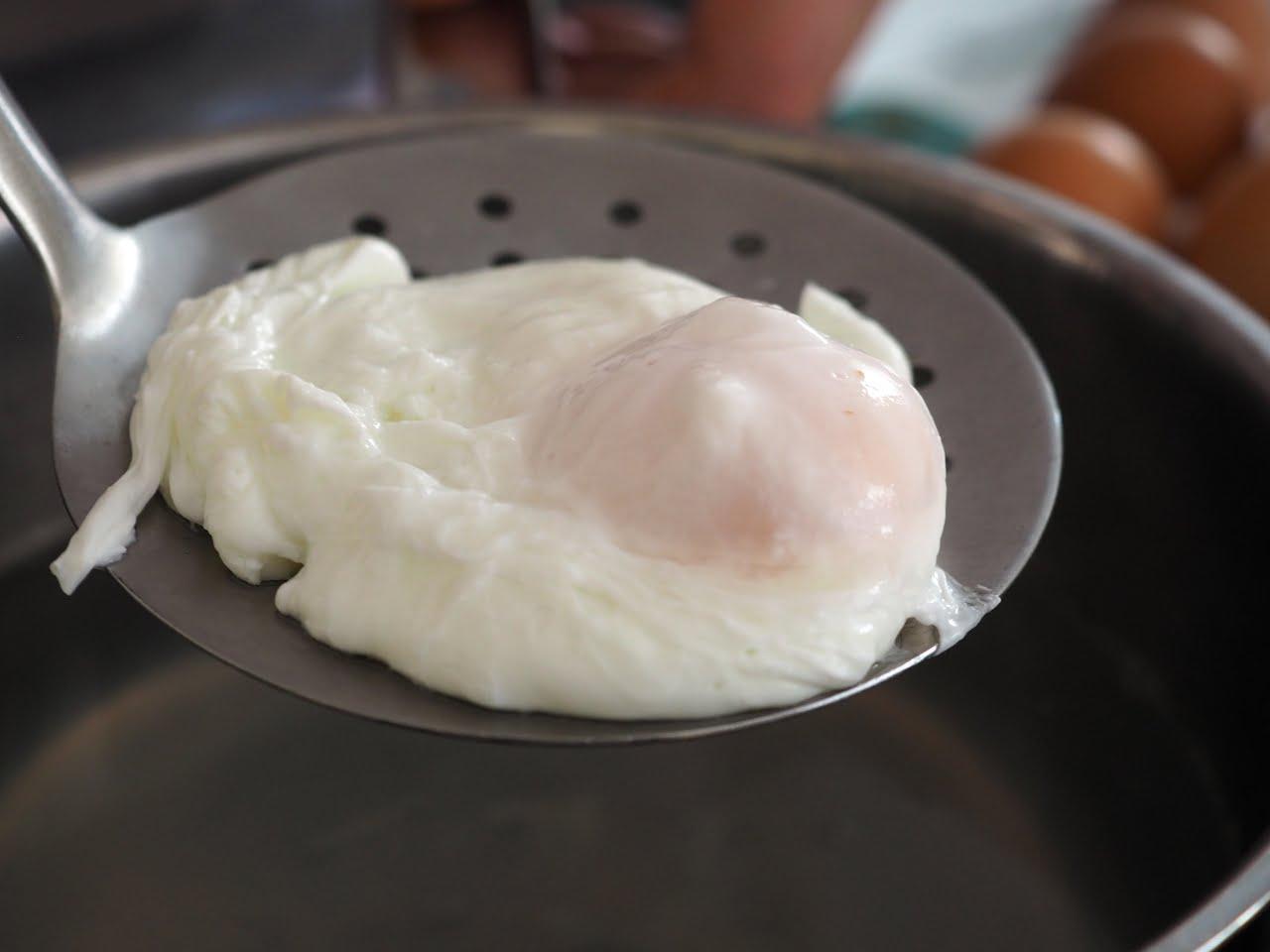 jak zrobić jajko w koszulce