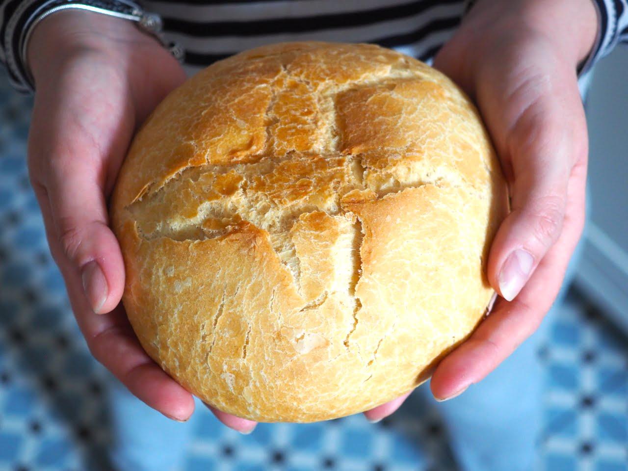domowy chleb do żurku