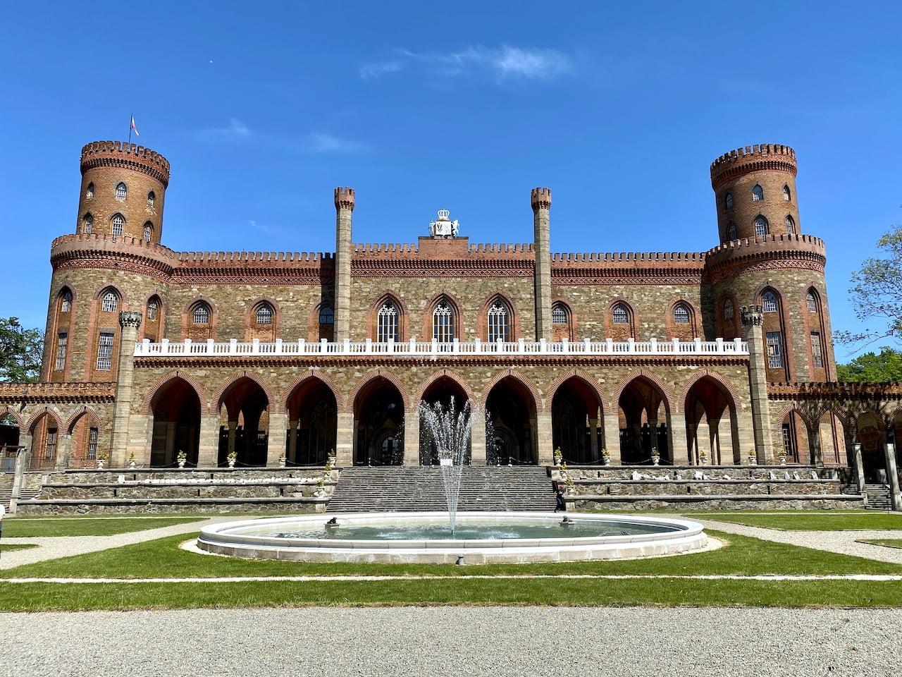 Pałac Kamieniec Ząbkowicki