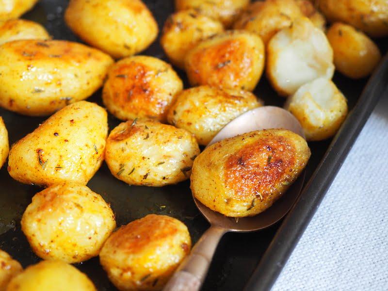 Moje ulubione pieczone ziemniaki