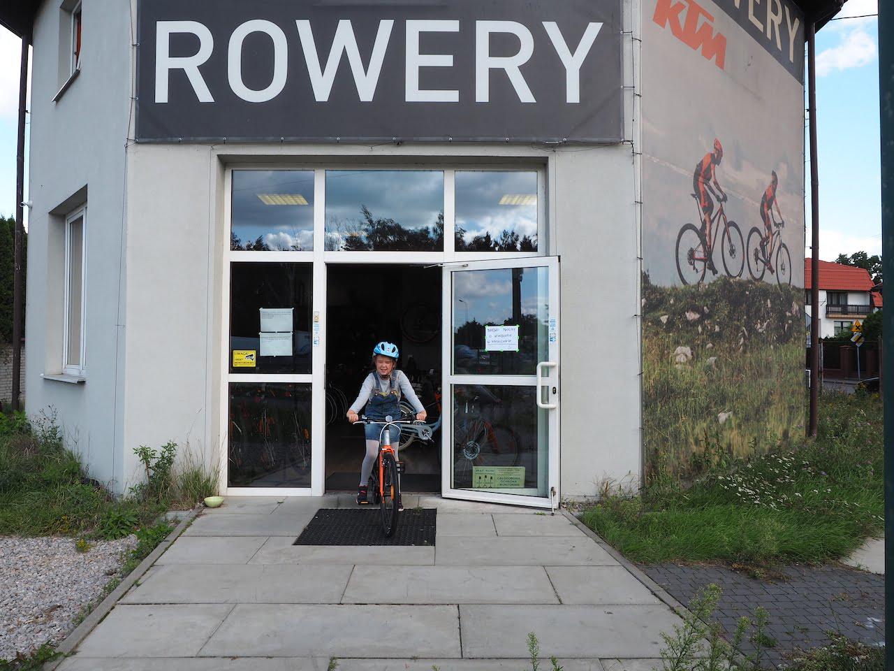 najlepszy sklep rowerowy