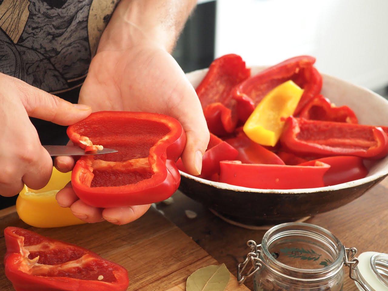 Papryka konserwowa do słoików