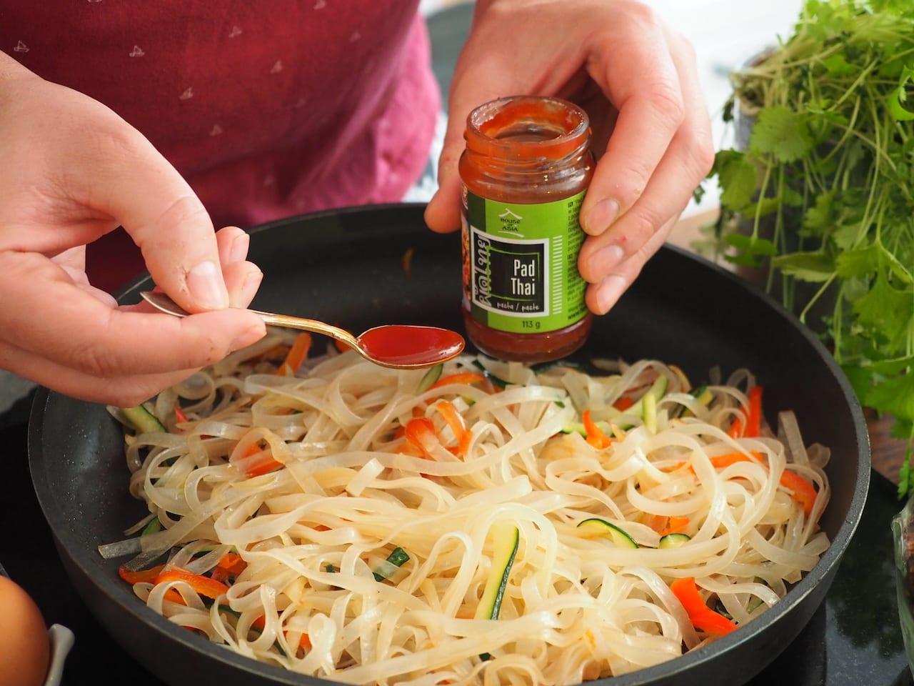gotowa pasta pad thai