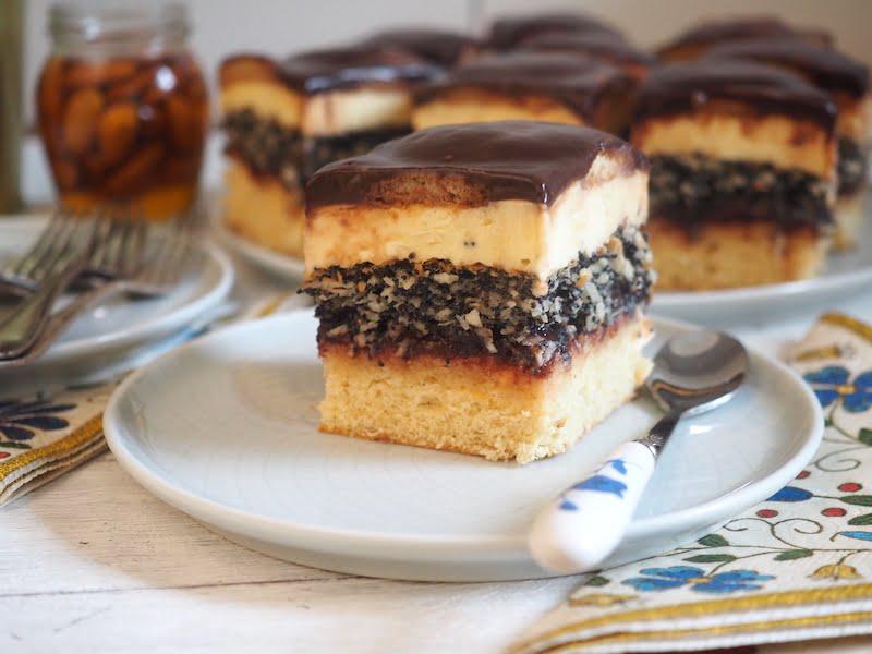 Ciasto pijak - wersja bez alkoholu
