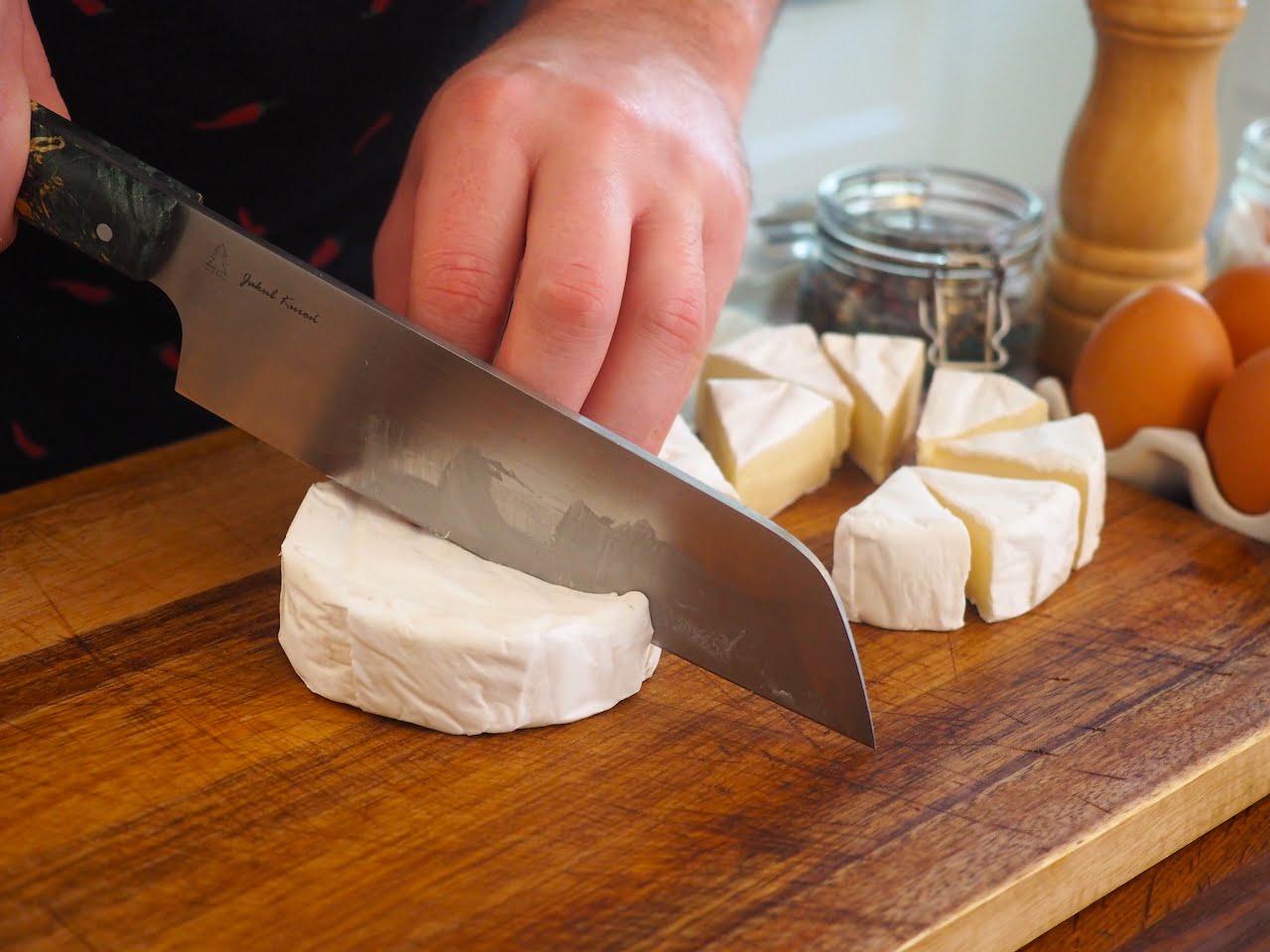 krojenie sera