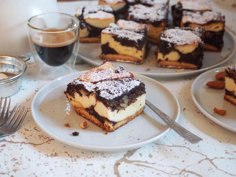 Ciasto seromakowiec
