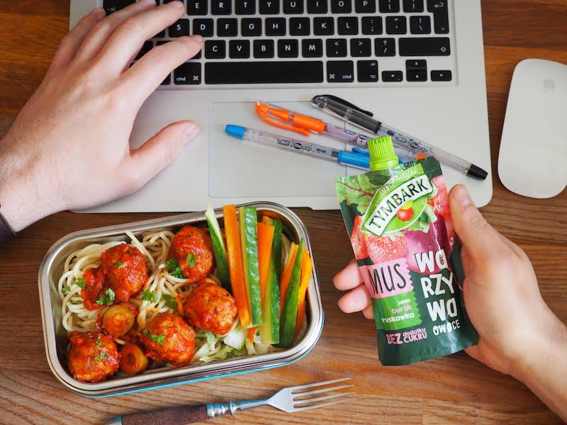 Obiad do pracy