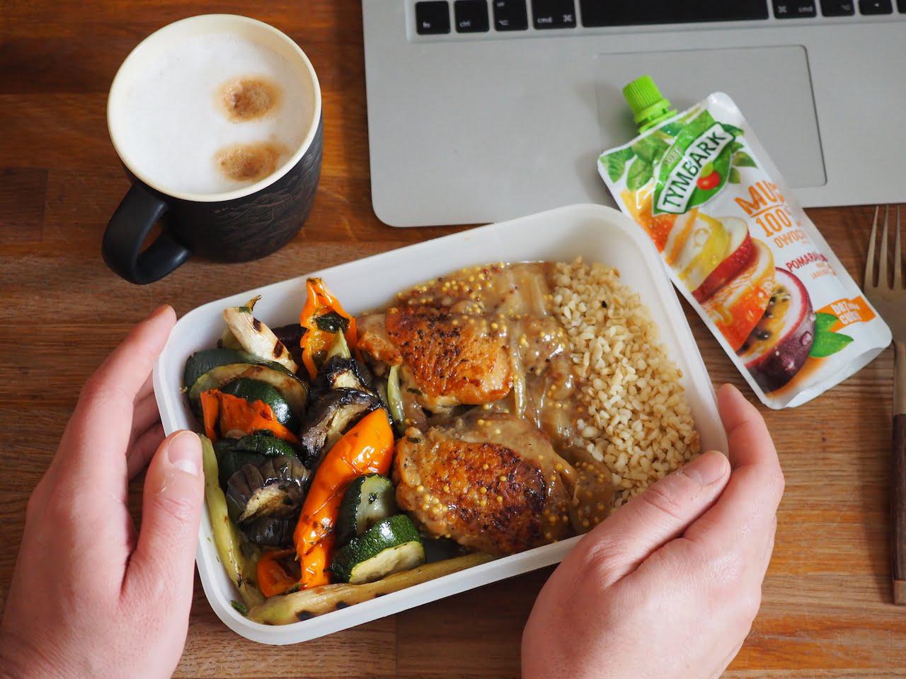 Pomysły na obiad do pracy