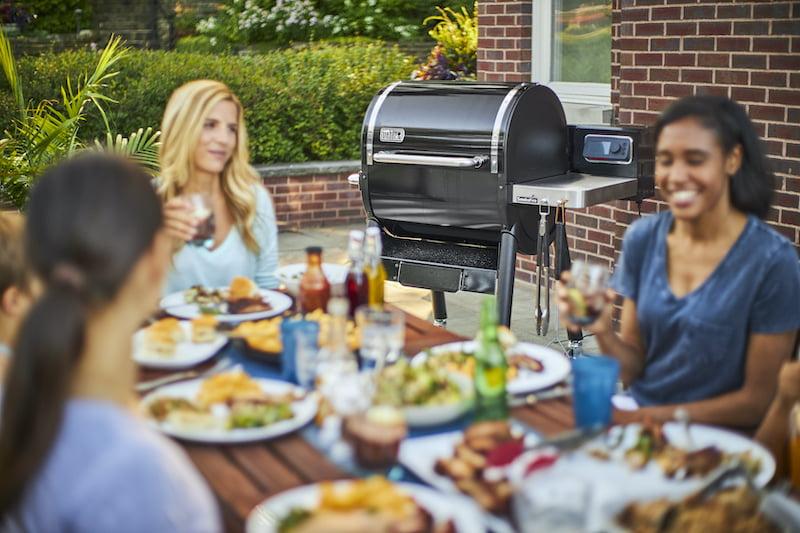 Grille smart - odkryj najnowsze technologie w grillowaniu